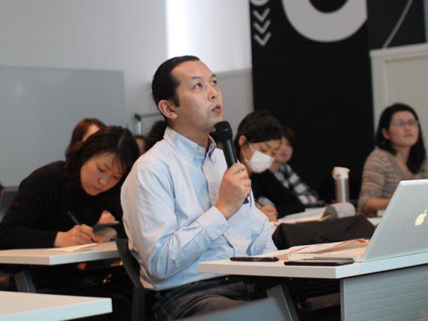講師の高木さん