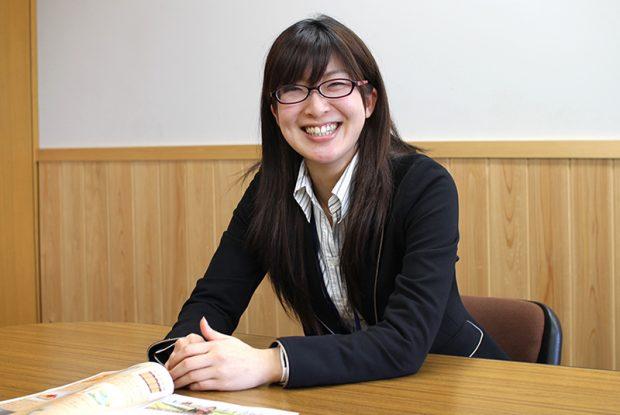 福岡市農林水産局・猿渡結香さん