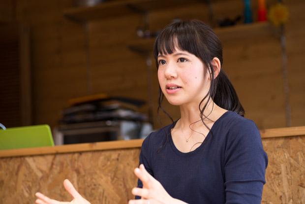 ロップファーム代表 三浦綾佳さん