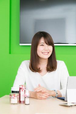 ROSE LABO代表 田中綾華さん