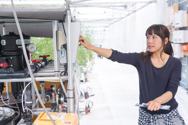 ドロップファーム代表 三浦綾佳さん